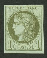 1c BORDEAUX (n°39) Neuf **. Trés Frais. TTB. - Francia