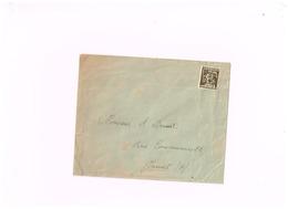 Lettre Expédiée à Jumet. - Typo Precancels 1932-36 (Ceres And Mercurius)