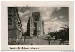 Lotto N°  5 Cartoline Taranto Anno 1950 Viaggiate (15-19) - Taranto