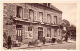 50 BARENTON - Hotel De France - Barenton