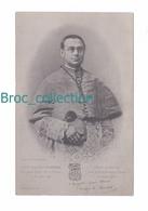 Moulins, Sacre à Saint-Brieuc De Mgr Auguste René Marie Dubourg, évêque (Longuivy-Plougras, Rennes) - Moulins