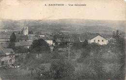 Arinthod Desaix 3 - Other Municipalities