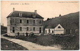 21 AUBAINE - La Mairie - Francia