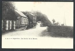 +++ CPA - ARGENTEAU - Visé - Les Bords De La Meuse  // - Visé