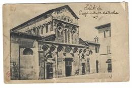 3383 - PISA CHIESA DI S FREDIANO 1900 CIRCA - Pisa