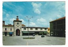 3404 - S AGATA SUL SANTERNO RAVENNA PIAZZA UMBERTO I 1980 CIRCA - Italia