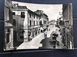 S. FELICE SUL PANARO ( MODENA ) VIA MAZZINI - Modena