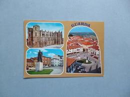 GUARDA  -  Multivues  -  PORTUGAL - Guarda