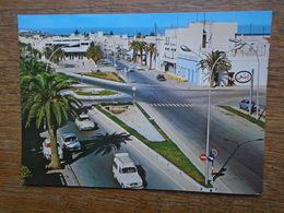 La Goulette , Avenue Habib Bourguiba - Tunisie