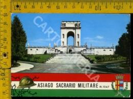 Vicenza Asiago Sacrario Militare - Vicenza