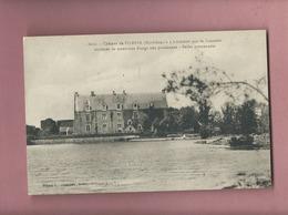 CPA- Château De Comper -(Morbihan )à 1Km 500 De Concoret Entourés De Nombreux étangs Très Poissonneux - Belles Promenads - France