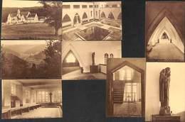 Abbaye N D De Clairefontaine - Lot 8 Cartes (photo Théo Naets) - Bouillon