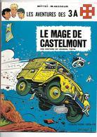 Les Aventures Des 3A La Mage De Castelmont Histoire Du Journal TinTin - Livres, BD, Revues