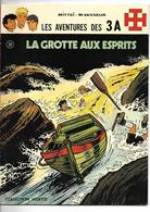 Les Aventures Des 3A La Grotte Aux Esprits T Histoire Du Journal TinTin En Parfait état - Livres, BD, Revues