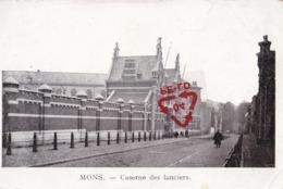 MONS - CASERNE DES LANCIERS - Mons