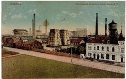 HAMBORN - Duisburg - Alt-Hamborn - Gewerkschaft Deutscher Kaiser Schacht IV - Duisburg