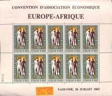 NN - NB - [99075]TB//**/Mnh-c:44e-NN - Niger 1963 - PA30, EuropAfrique - Niger (1960-...)