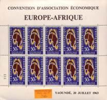 NN - NB - [99087]TB//**/Mnh-NN - Gabon 1963 - PA18, EuropAfrique - Gabon (1960-...)