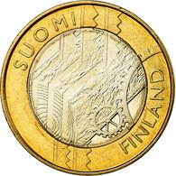 Finlande, 5 Euro, 2011, SUP+, Bi-Metallic, KM:160 - Finlande