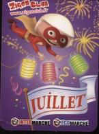 MAGNET JUILLET - Magnets