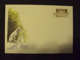 """2012- P.A.P. Enveloppe + Carte""""Jardins De France, Saint Cloud """"  N°4663 (valeur Permanente  Jusqu'à 50 Gr) Net  4 E - Entiers Postaux"""