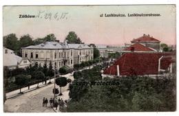 Zolkiew, Schowkwa, Ul Lanikiewicza, Lanikiewiczerstrasse, Alte Ansichtskarte 1915, Knick ! - Ukraine