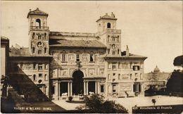 CPA ROMA Academia Di Francia ITALY (800715) - Enseignement, Ecoles Et Universités