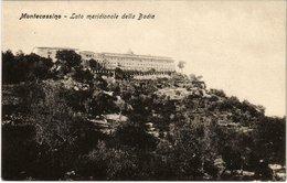 CPA MONTECASSINO Lato Meridionale Della Badia ITALY (801159) - Italia