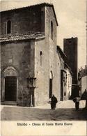 CPA VITERBO Chiesa Di Santa Maria Nuova ITALY (802607) - Viterbo