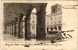 CPA VITERBO Il Chiostro Grande Della Madonna ITALY (802760) - Viterbo