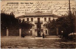 CPA SALSOMAGGIORE Hotel Central Bagni ITALY (803017) - Italia