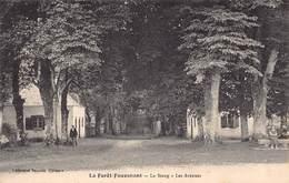 LA FORET FOUESNANT  -  Le Stang ,les Avenues ( Villard  ) - La Forêt-Fouesnant