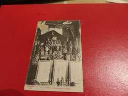 CP 73 - Saïgon , Divinités Dans Une Pagode - Colonie-Indochine - Vietnam