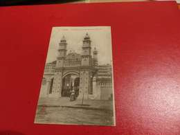 CP 78 - Cochinchine , Saïgon , La Mosquée Des Indiens Musulmans, Rue Ture -- Colonie-Indochine - Vietnam