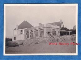 Photo Ancienne Snapshot - PLOUMANACH Ou Environs - Hôtel Saint Guirec - Bretagne Cotes D' Armor Perros Guirrec - Luoghi
