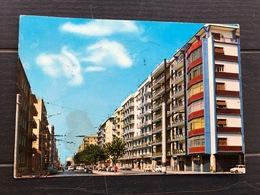 BARI VIALE CONTE CAVOUR  1975 - Bari