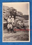 Photo Ancienne Snapshot - Vers PLOUMANACH - Famille Homme Femme Enfant - Mode Bretagne Cotes D' Armor Perros Guirrec - Photos