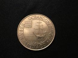 #Monnaie De Paris Musée Océanographique Monaco 2000 - Monnaie De Paris
