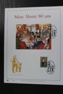 BL100 'Marc Sleen - Nero' - Feuillet D'Art - Tirage: 500 Exemplaires - Comics