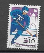 1991 MNH Finland, Postfris** - Finlandia