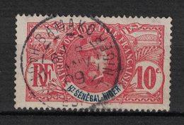 Haut-Senegal Et Niger - Upper Senegal And Niger - Yvert 5 Oblitéré BAMAKO - Scott#5 - Opper-Senegal En Niger (1904-1921)