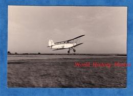Photo Ancienne Snapshot - Base Aéro Navale à Situer  Brest ? Lorient ? Poulmic ?- Départ D'un Avion Militaire - Aviation - Luoghi