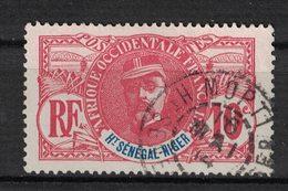 Haut-Senegal Et Niger - Upper Senegal And Niger - Yvert 5 Oblitéré MOPTI - Scott#5 - Opper-Senegal En Niger (1904-1921)