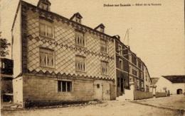 Dohan Sur Semois Hôtel De La Semois Circulée En 1935 - Bouillon