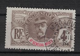 Haut-Senegal Et Niger - Upper Senegal And Niger - Yvert 3 Oblitéré MADAOUA - Scott#3 - Opper-Senegal En Niger (1904-1921)
