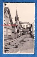 Photo Ancienne Snapshot - Ville à Situer - ALSACE ? ALLEMAGNE ? - Eglise - Architecture Strasbourg ? Colmar ? Mulhouse ? - Lieux