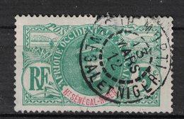 Haut-Senegal Et Niger - Upper Senegal And Niger - Yvert 4 Oblitéré MOPTI - Scott#4 - Opper-Senegal En Niger (1904-1921)
