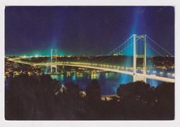 TURKEY  - AK 373303 Istanbul - The Bosphorus Bridge - Türkei