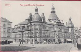 Antwerpen Zuid Anvers Hippodroom (gesloopt 1970) Variététheater Circus Place Leopold Dewael (In Zeer Goede Staat) - Antwerpen