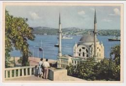 TURKEY  - AK 373332 Istanbul - Dolmabahce Mosque - Turkey
